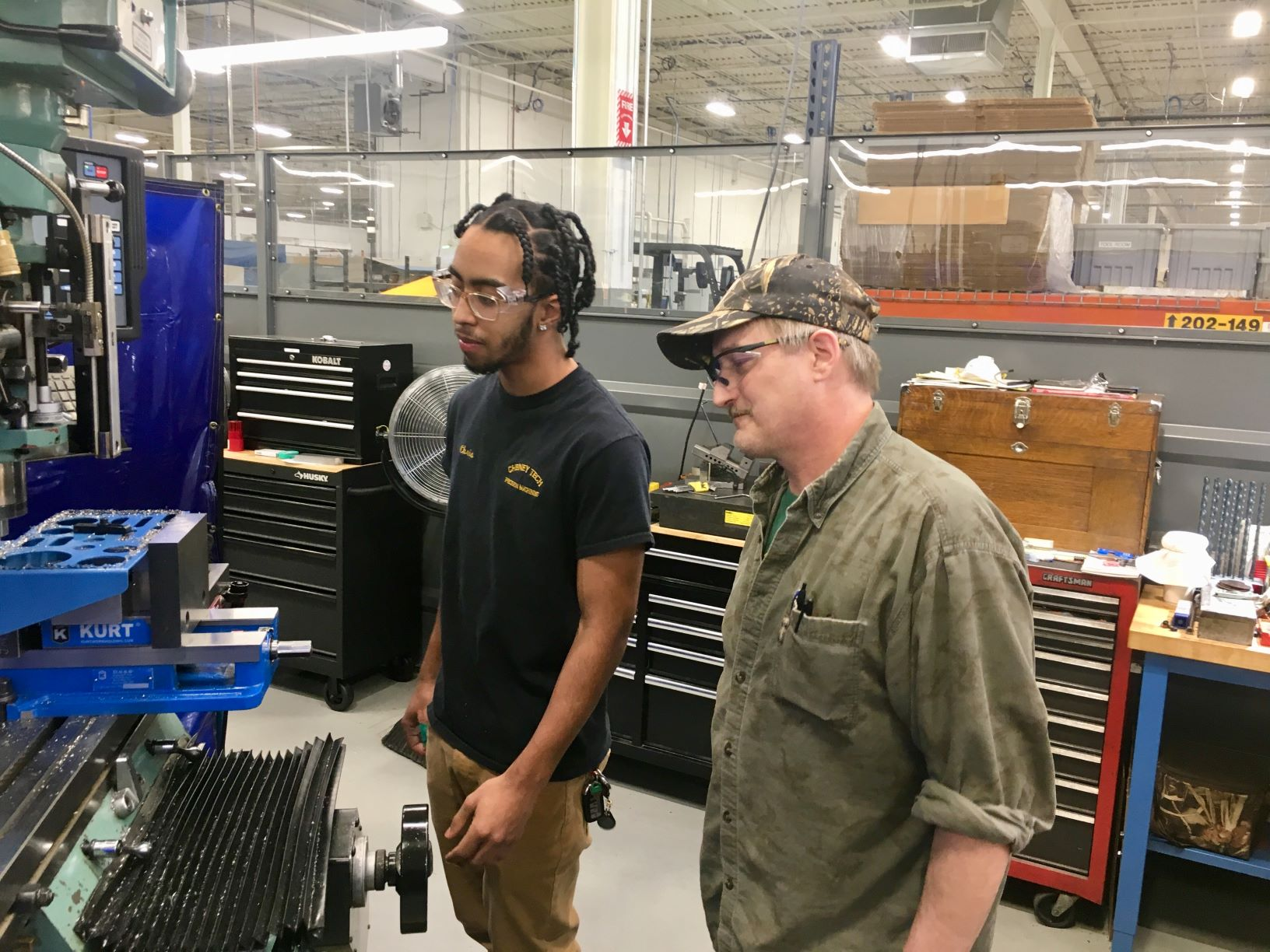 Apprenticeships Help Develop Next Generation of Manufacturers