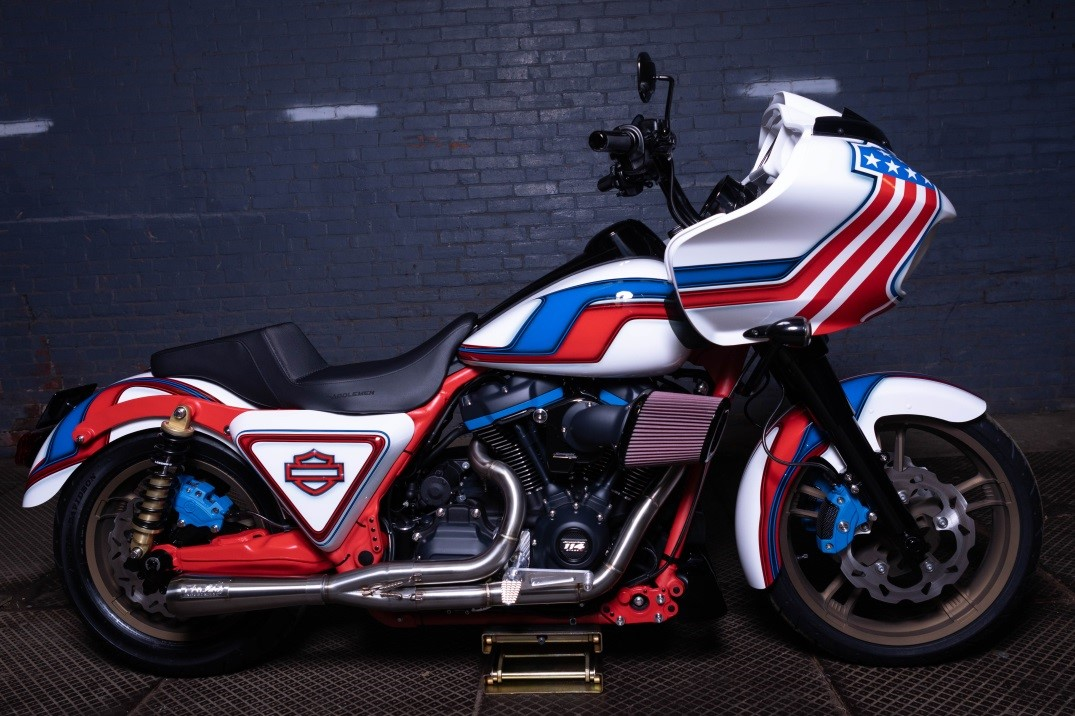 Bristol Tech Education Center Teams with Yankee Harley-Davidson for World-wide Battle of the Kings Competition