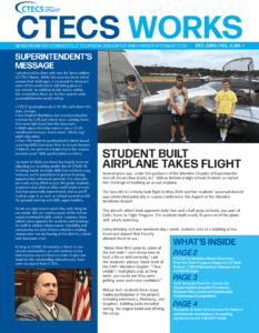 Cover of CTECS Works Newsletter Dec 2020